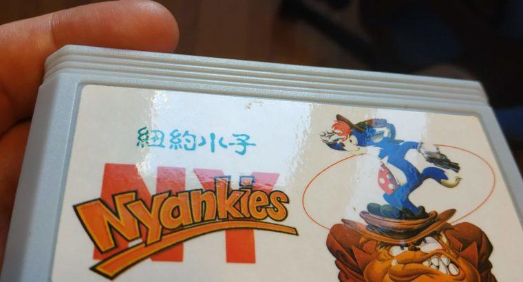 Nyankies Steepler Слон