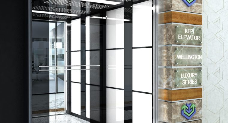 Лифты из серии Люкс